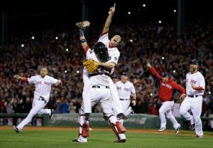 Red Sox Champion Picture