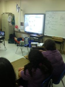 Skyping with CIW